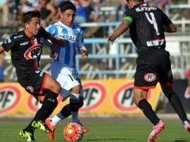 El empate en el tramo final dejó muy tocado a Unión San Felipe. UniónSanFelipe