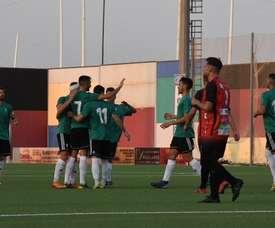 El Córdoba no ganó por un penalti en el 88'. CordobaSAD
