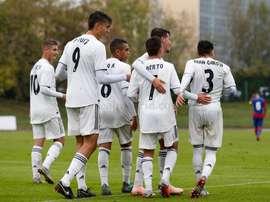 El Madrid ganó al CSKA. RealMadrid