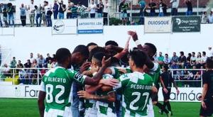 Una victoria más. MoreirenseFC38