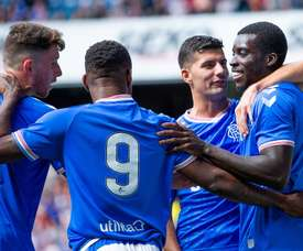 Rangers thrashed Oxford in their first pre-season outing. RangersFC
