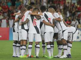 El conjunto brasileño ha traspasado al experimentado delantero. Twitter/VascodaGama