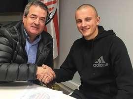 El Lugo ha anunciado que Vasyl Kravets jugará cedido en el equipo hasta final de temporada. CDLugo