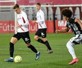El Sevilla Atlético gana al Cartagena. Twitter/CanteraSFC