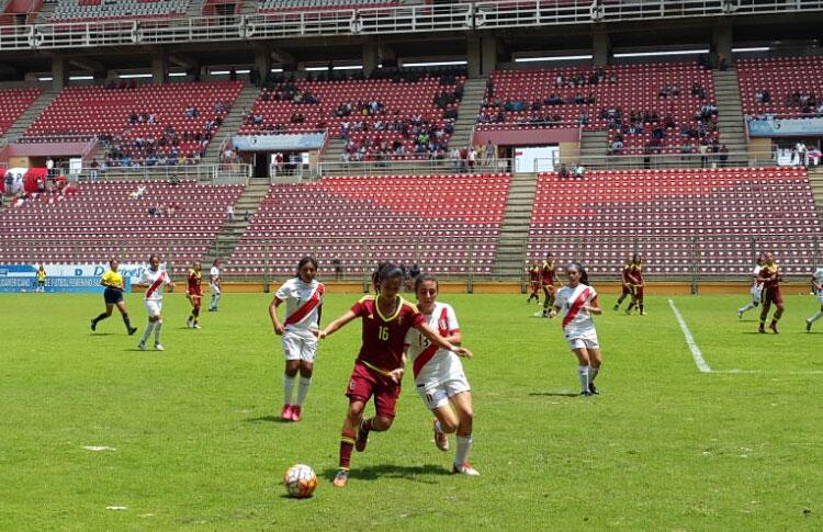 El combinado venezolano femenino tiene nueva seleccionadora. CONMEBOL/Archivo