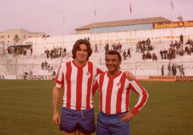 Una rivalidad y una leyenda que pudo no serlo por 200.000 pesetas. MalagaCF