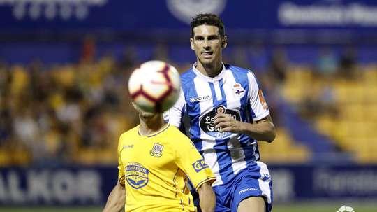 Vicente Gómez es fijo para Natxo González. LaLiga