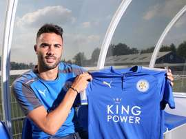 Vicente Iborra has joined Leicester City. LeicesterCity
