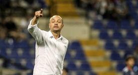 Vicente Mir es el tercer entrenador del Hércules esta temporada. cfhercules