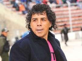 Victor Hugo Andrada renunció a su cargo como técnico del Mushuc Runa, pero rectificó. InfoCancha