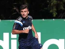 Victor Luis, nuevo jugador de Botafogo. Palmeiras