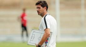 Víctor destacó a Nino. MálagaCF
