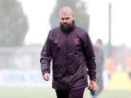 Le Barça annonce la mise à l'écart de Víctor Valdés. FCBMasia