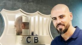 La broma de Valdés que podría convertirse en premonición. FCBarcelona
