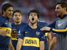 Victoria de Boca Juniors. BocaJrsOficial
