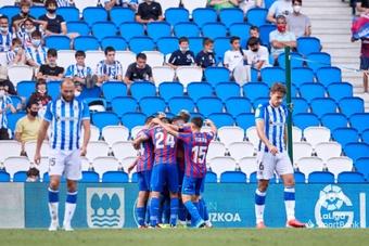 Triunfo importante del Eibar en el Reale Arena. LaLiga