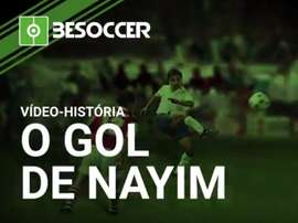 O gol de Nayim. BeSoccer