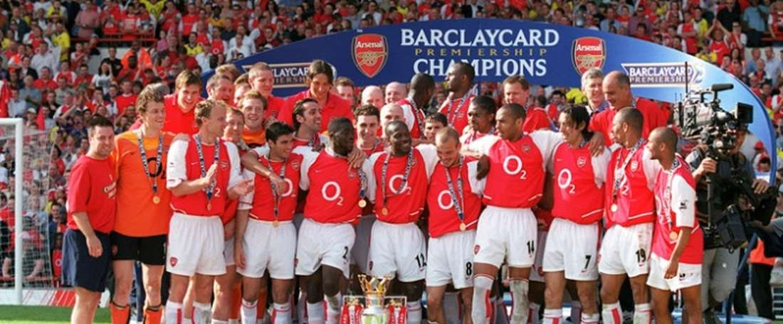 Arsenal S Invincibles Besoccer
