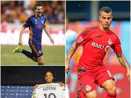 Tres de los jugadores más valiosos de la MLS. BeSoccer