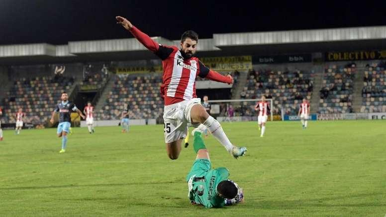 El Athletic no marcó, pero se llevó el triangular. Twitter/AthleticClub