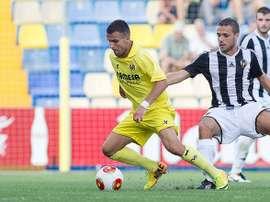 Villarreal y Las Palmas se medirán en los cuartos de la Copa del Rey Juvenil. VillarrealCF