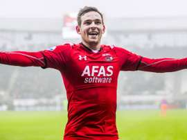 Tottenham have confirmed the signing of Netherlands international Vincent Janssen. BeSoccer