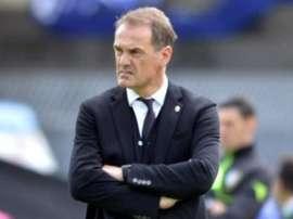 Vincenzo Vivarini estará a los mandos de su Ascoli. Twitter/ascolicalciofc