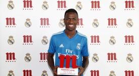 Vinicius, mejor jugador del Madrid en febrero. FútbolMahou