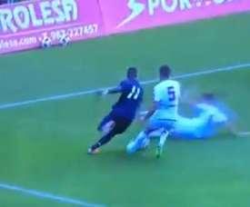 Vinicius a été important pour revenir au score contre Leonesa. RealMadridTV