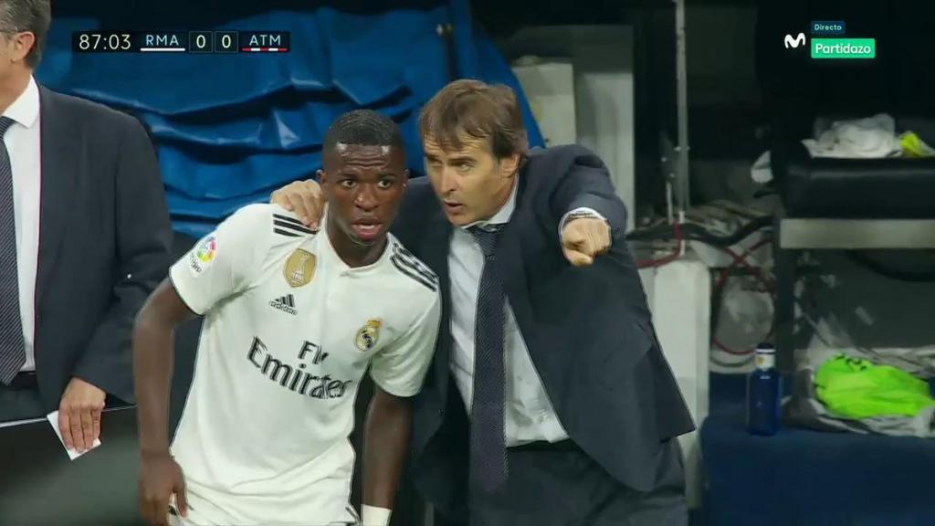 Maillot THIRD Real Madrid Vinicius