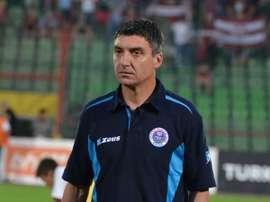 Vinko Marinovic ha presentado su dimisión, que ha sido aceptada por los dirigentes. HŠKZrinjski