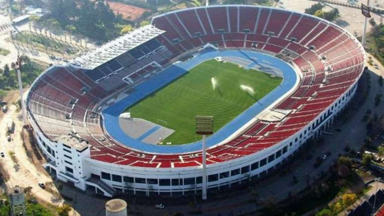 El día que el Estadio Nacional se convirtió en una cárcel. ANFP