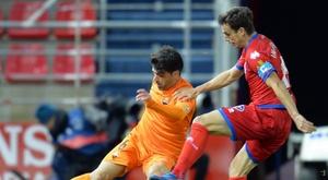 El Reus marcó tres goles en Segunda por primera vez en su historia. LaLiga