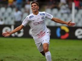 Santos consigue su primera victoria de la temporada. SantosFC