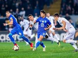 Prováveis onzes do Roma vs FC Porto. Twitter @FCPorto