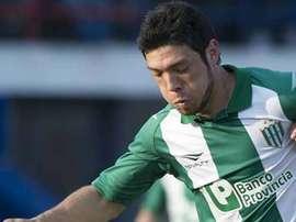 El club argentino ha tasado al futbolista en dos millones de euros. AFP