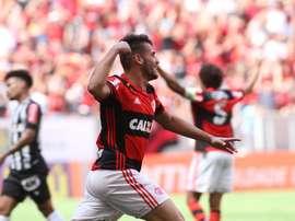 Vizeu jogava no Flamengo. Flamengo