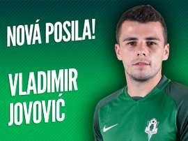 El Jablonec se refuerza con la llegada de Jovovic. FKJablonec