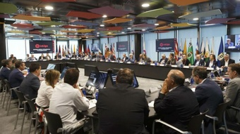 LaLiga approves the agreement with CVC at the Club Assembly. LaLiga