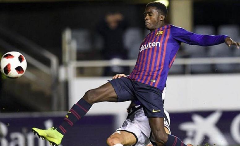 A Wagué le sale otra oferta. FCBarcelona