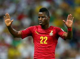 The visitors sat 147 places behind the Black Stars in the Fifa rankings. Twitter