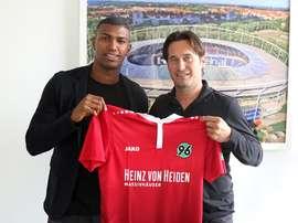 Walace seguirá jugando en la Bundesliga. Hannover96