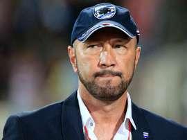 Walter Zenga é o novo treinador do Crotone. Twitter