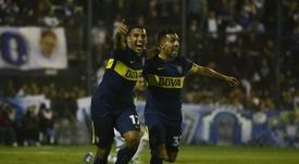 Boca tumbó a Tigre en La Bombonera. BocaJuniors
