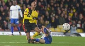 Watford y Tranmere tendrán que jugar el 'Replay'. Twitter/Watford
