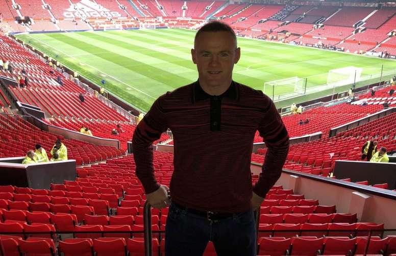 Rooney pense que la Juve ou City gagneront. Rooney