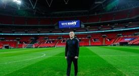 Rooney se despide. Twitter/WayneRooney