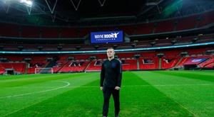 A despedida de Rooney. Twitter/WayneRooney