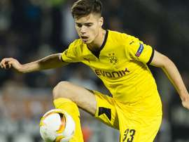 Weigl featured in his first competitive outing since May after suffering a broken ankle. BVB