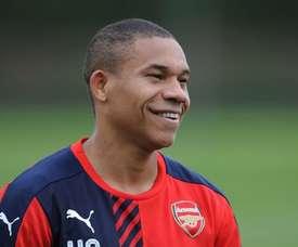 Wellington Silva, a un paso del Girondins de Burdeos. Arsenal